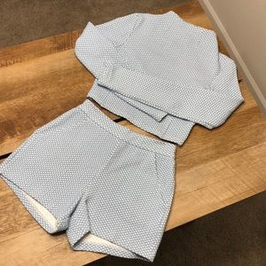 2 pieces Bebe outfit